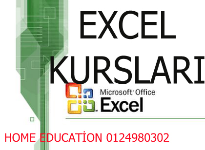 Microsoft Excel  kursları