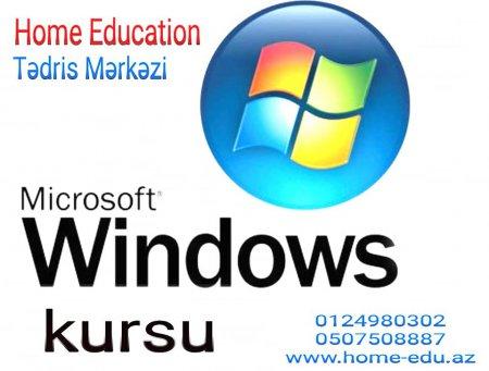 Microsoft WORD,  Excel, Power Point, Windows kursları