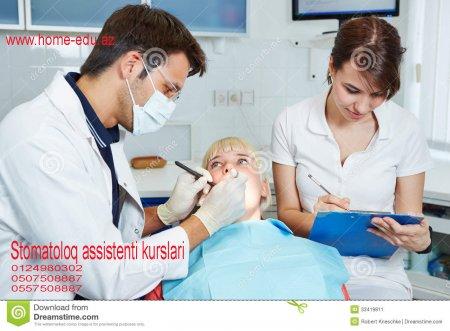Stomatoloq assistenti kurslari